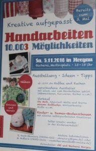 Handarbeitsmesse 2016